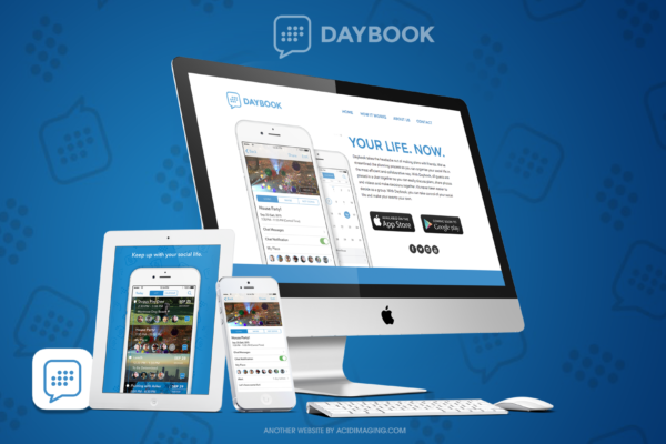 DayBook iOS App