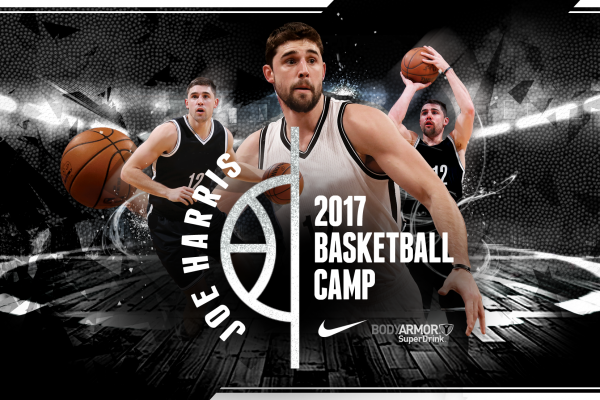 Joe Harris Basketball Camp