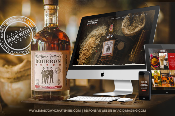 Not Your Fathers Bourbon